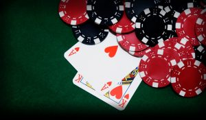 Online Casino Caribbean Hold 'Em