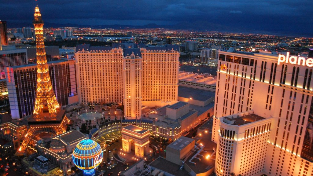 Locating a House in the Attractive City of Las Vegas