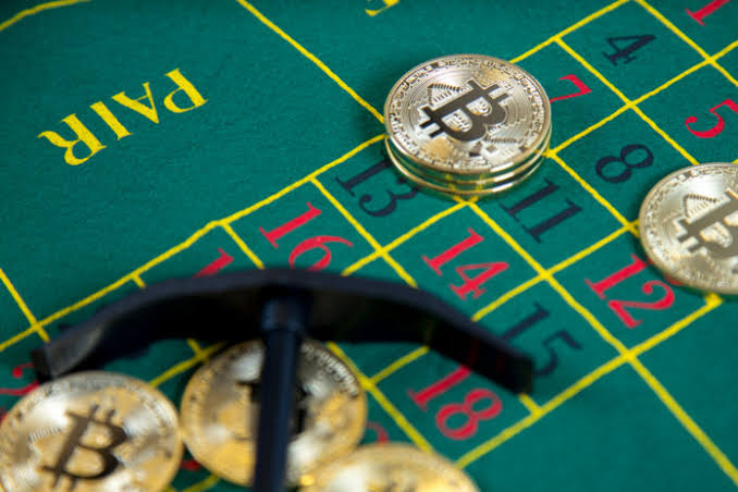 Is it okay to use cryptocurrency in online casino gaming? Find out here
